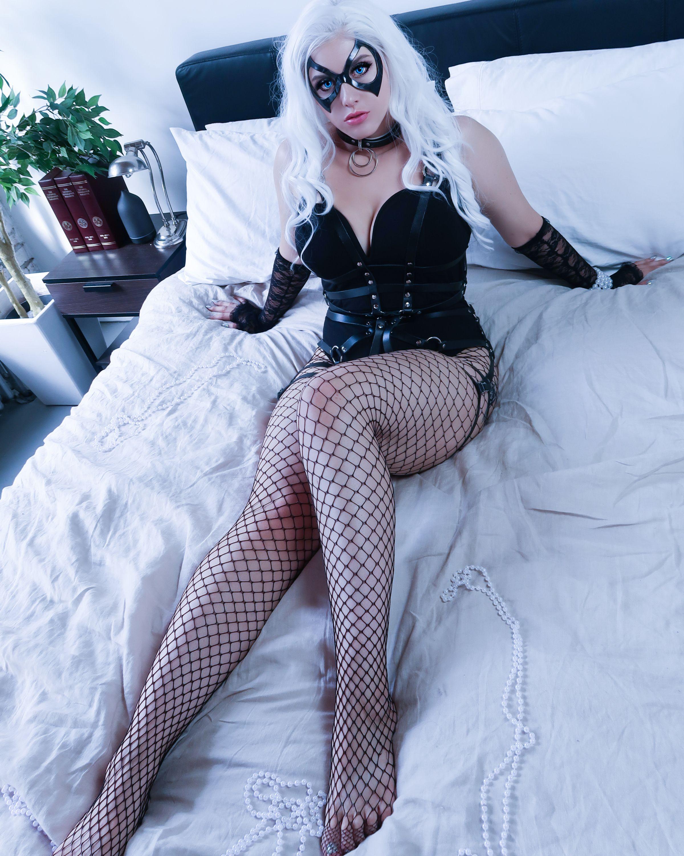 Strappy Black Cat Legs in 2020 Black, Clothes, Legs