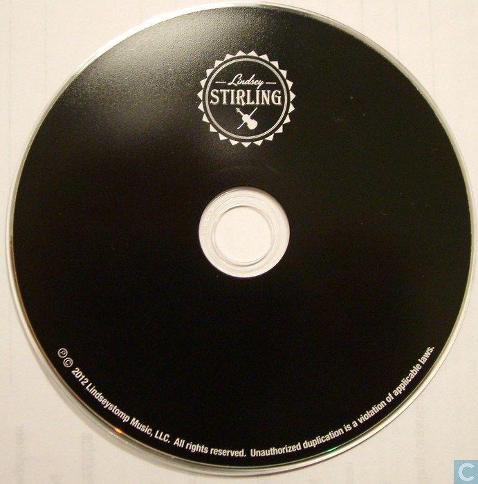 Records, CDs, and vinyl - Stirling, Lindsey - Lindsey Stirling