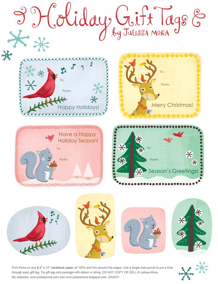 Pasito a pasito etiquetas y tarjetas de navidad navidad - Regalo padre navidad ...