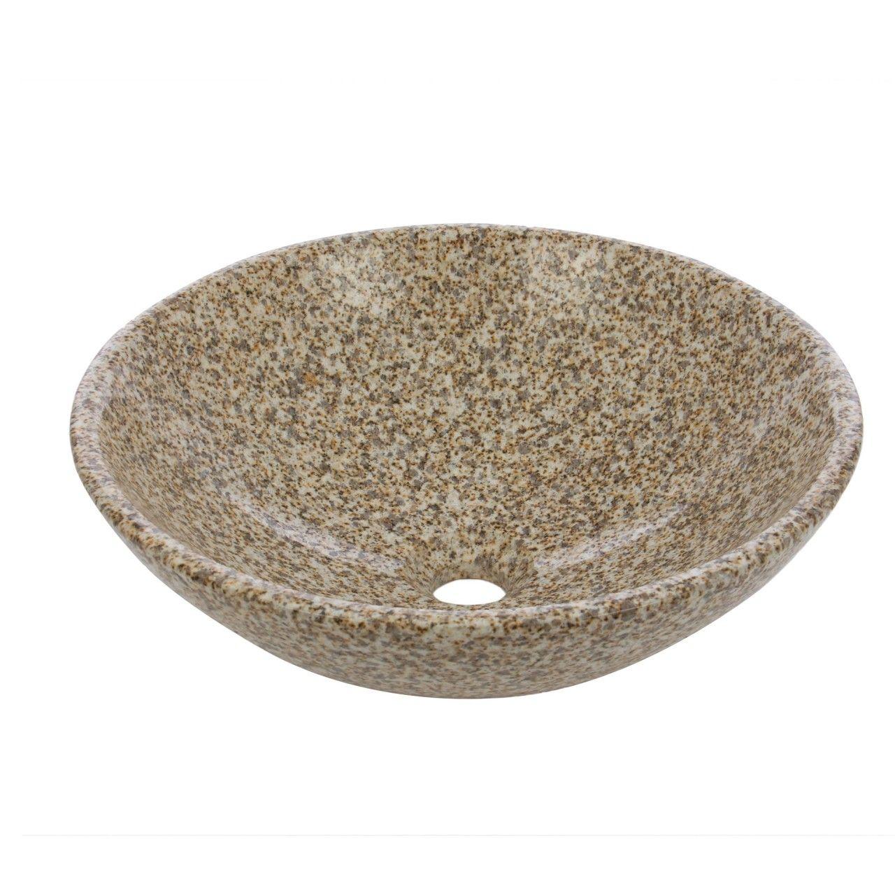 Dedeman Lavoar Marmura Rotund Pe Blat Yf058 Galben Granit Dedicat Planurilor Tale Home Decor Decorative Bowls Decor