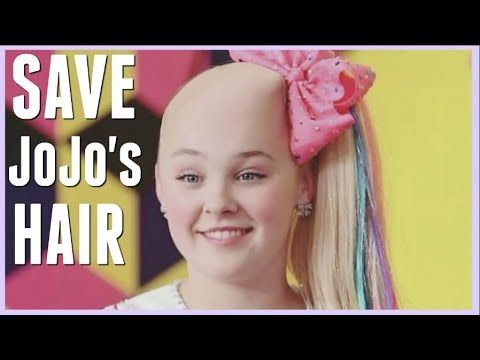 How JoJo Siwa can save her hairline // Is JoJo Siwa going ...