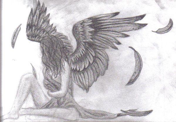 Fallen Angel From Deathlytoxicity D On Deviantart Angel