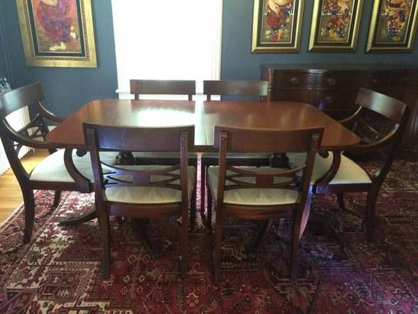 Craigslist table | Table, Dining table, Dining