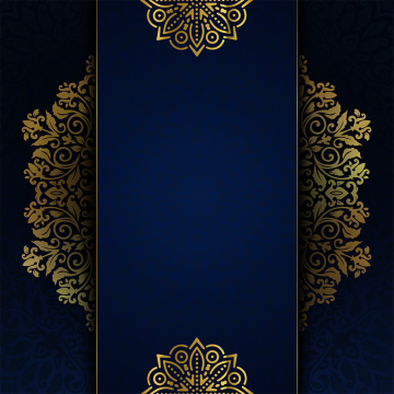Wedding Card And Invitation Islamic Luxury Floral Frame Circle Frame Frames Vector Luxury Background Wedding Invitation Background Invitation Background