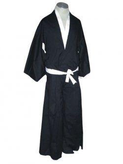 eau de javel Ichigo Kurosaki âme reaper uniforme cosplay