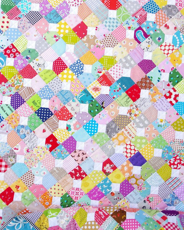 Scrappy bow tie quilt a finished quilt red pepper quilts scrappy bow tie quilt a finished quilt ccuart Image collections