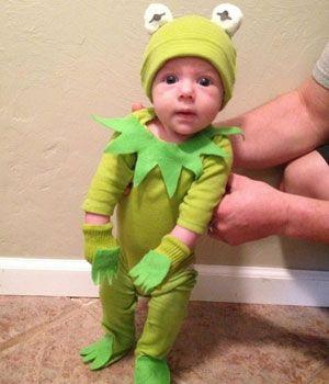 baby frog costume  sc 1 st  Pinterest & baby frog costume | halloween | Pinterest | Frog costume Costumes ...