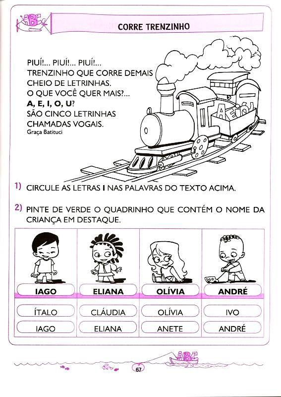 Lingua Portuguesa 5 E 6 Anos 55 Atividades Alfabetizacao E