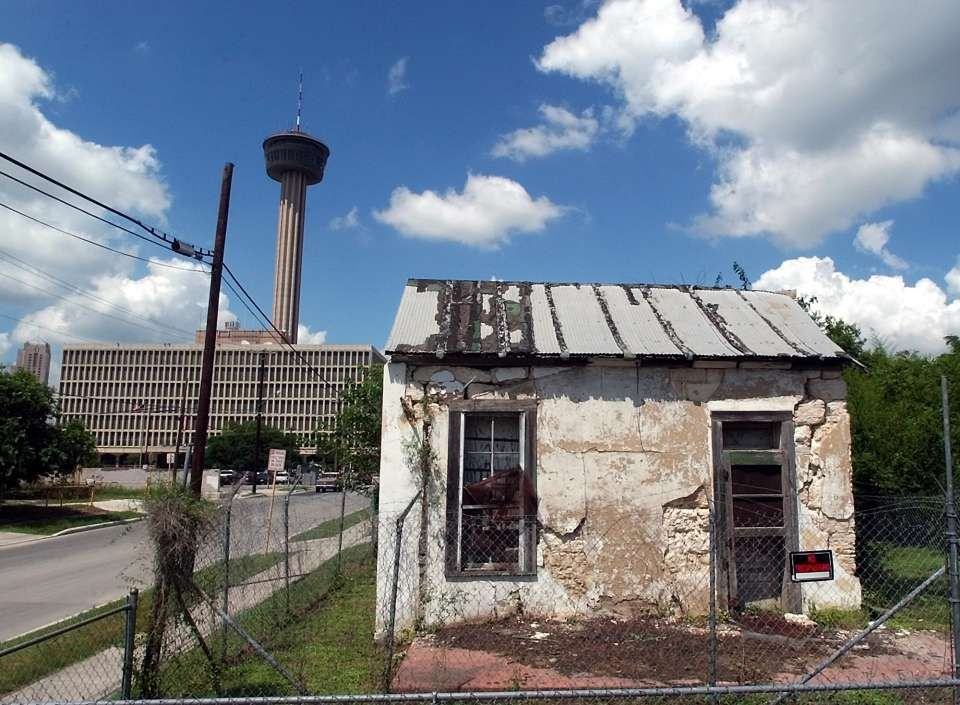 30 oldest structures in the San Antonio area | Old San