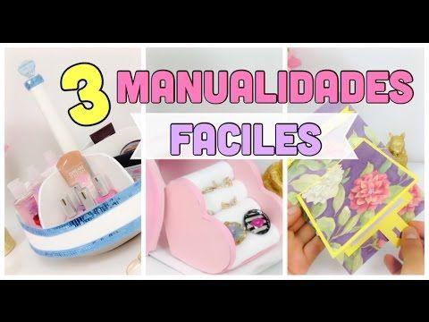 Manualidades para el dia de la madre manualidades con - Trabajos artesanales para hacer en casa ...