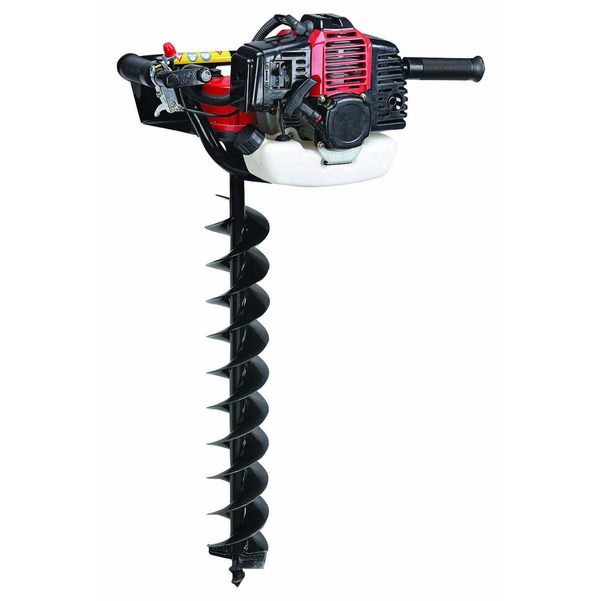 179 99 At Harbor Freight Tools 1 5 Hp Gasoline Auger Drill We Ll Need One Of These For All The Post Holes We Will Harbor Freight Tools Digging Tools Tools