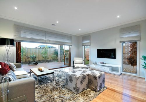 Burbank Homes Soho 2200 Living Area