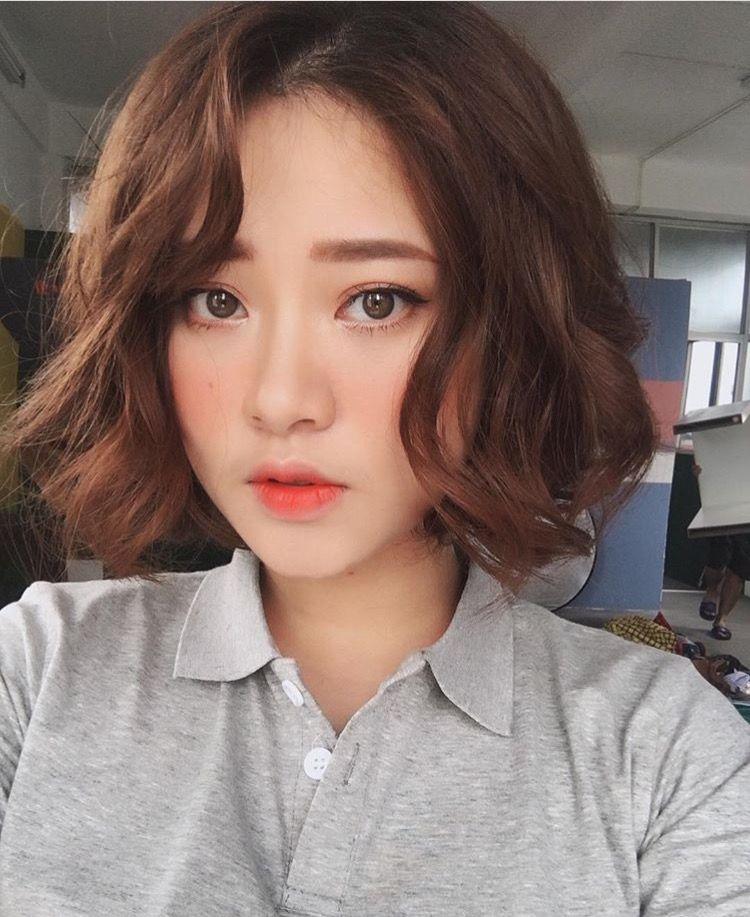 Insta truoghoagmaianh (Best Blush Asian) Korean short