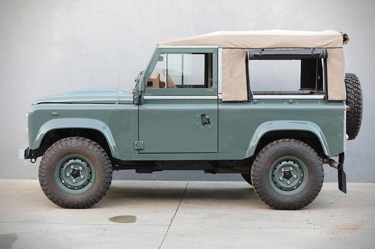Land Rover Defender D90 By Cool Vintage Men S Gear Land Rover Defender Land Rover Land Rover Series