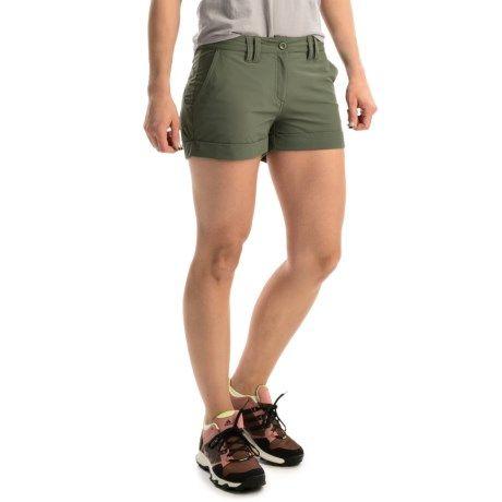 2dd9f1ff20 adidas outdoor Hiking Stretch Shorts - UPF 50+ (For Women ...