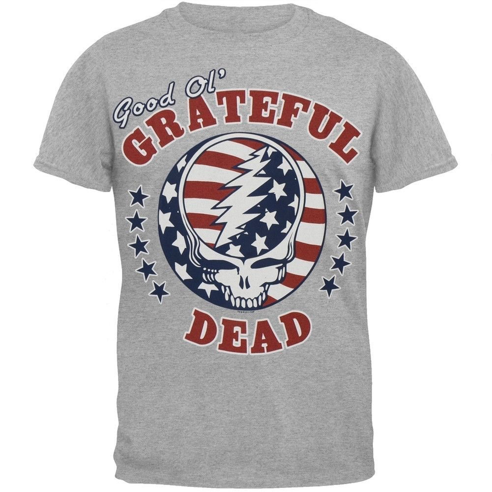 9de1e7270bfd Grateful Dead SYF Independance Men s T-Shirt
