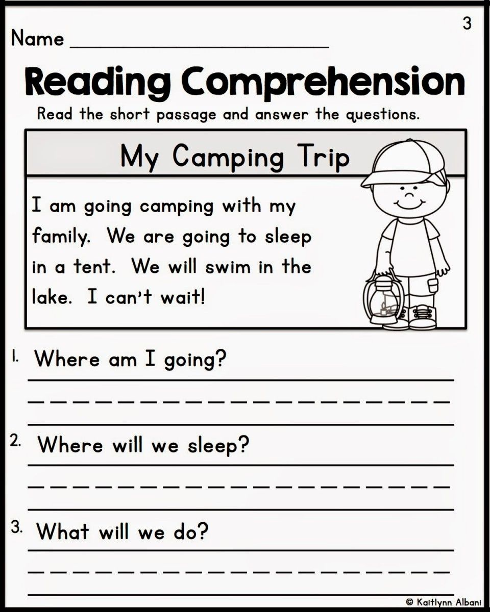 Worksheets Free Kindergarten Reading Comprehension Worksheets 19 free reading comprehension worksheets for 4th grade worksheetworks net