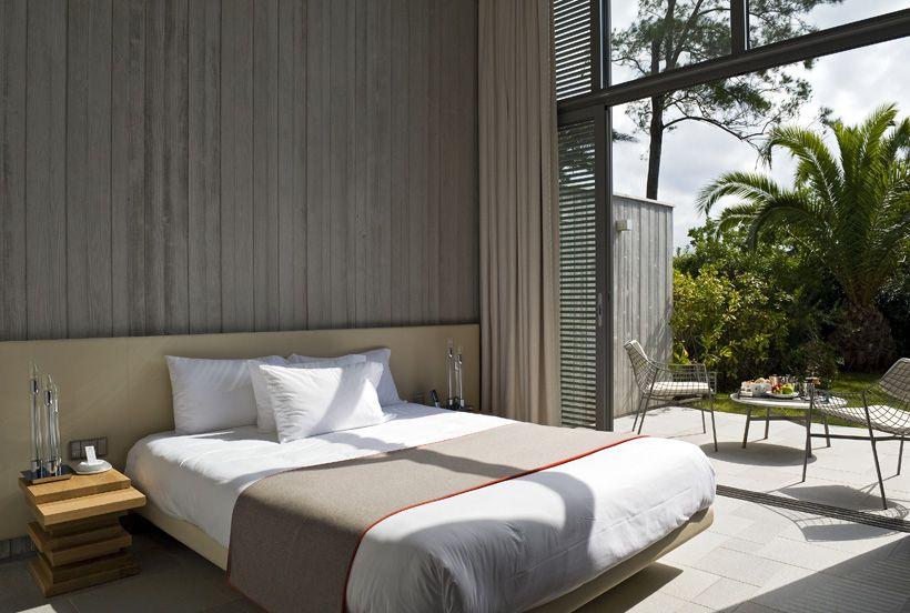 christophe pillet / hotel sezz, ramatuelle