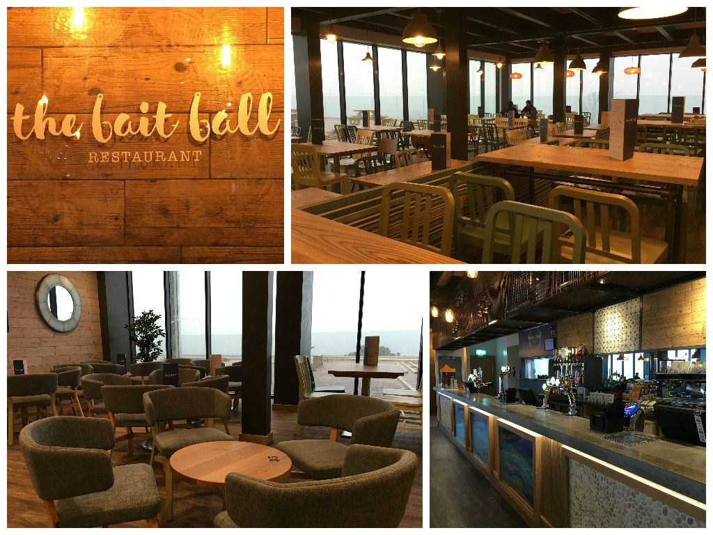 The Bait Ball, our brand new laid back bar and restaurant at Woolacombe Bay