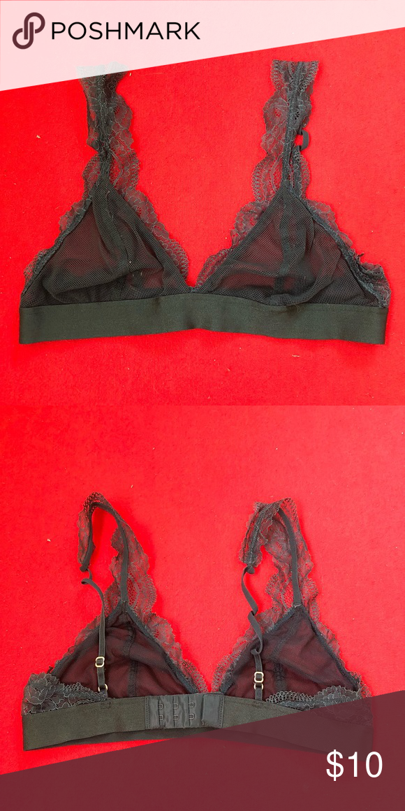 245b3114bc911 Green lace bralette💚 Up for trade Very sexy bralette A little small on me  now