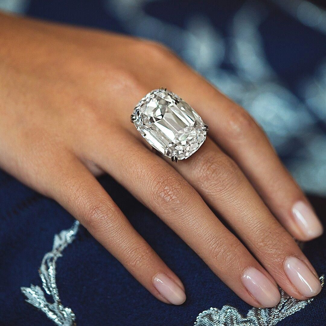 Close up look at this stunning 50.47carats D potentially