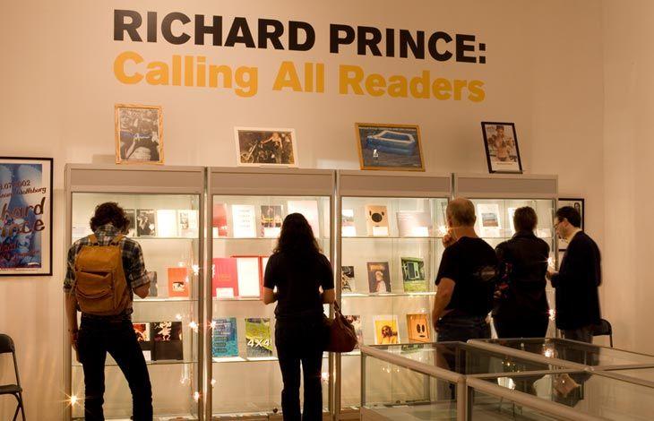 NY ART BOOK FAIR - Richard Prince