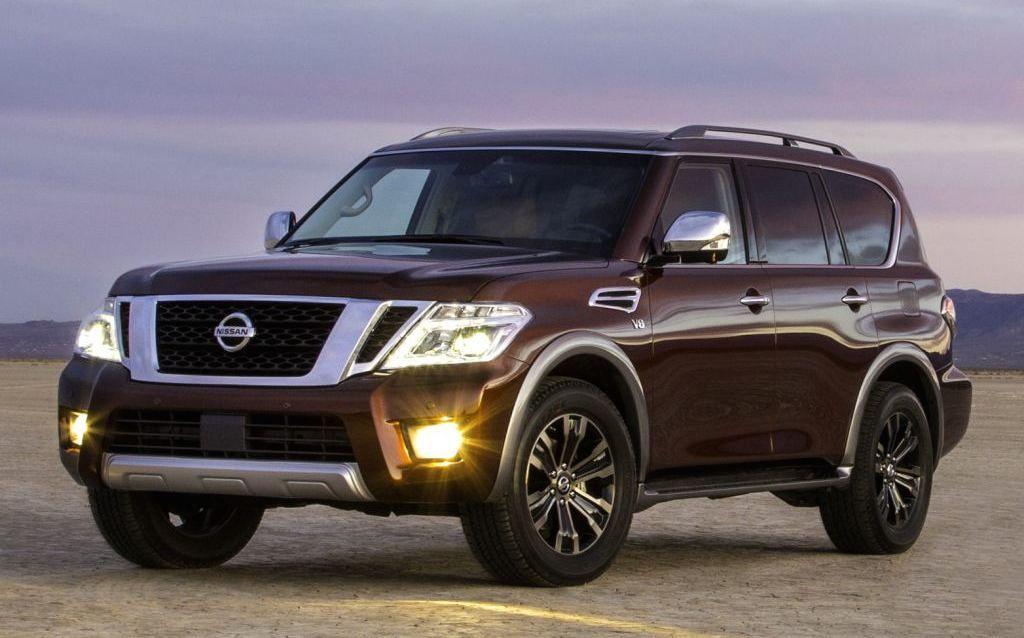 Official 2017 Nissan Armada Nissan Armada Nissan Armada