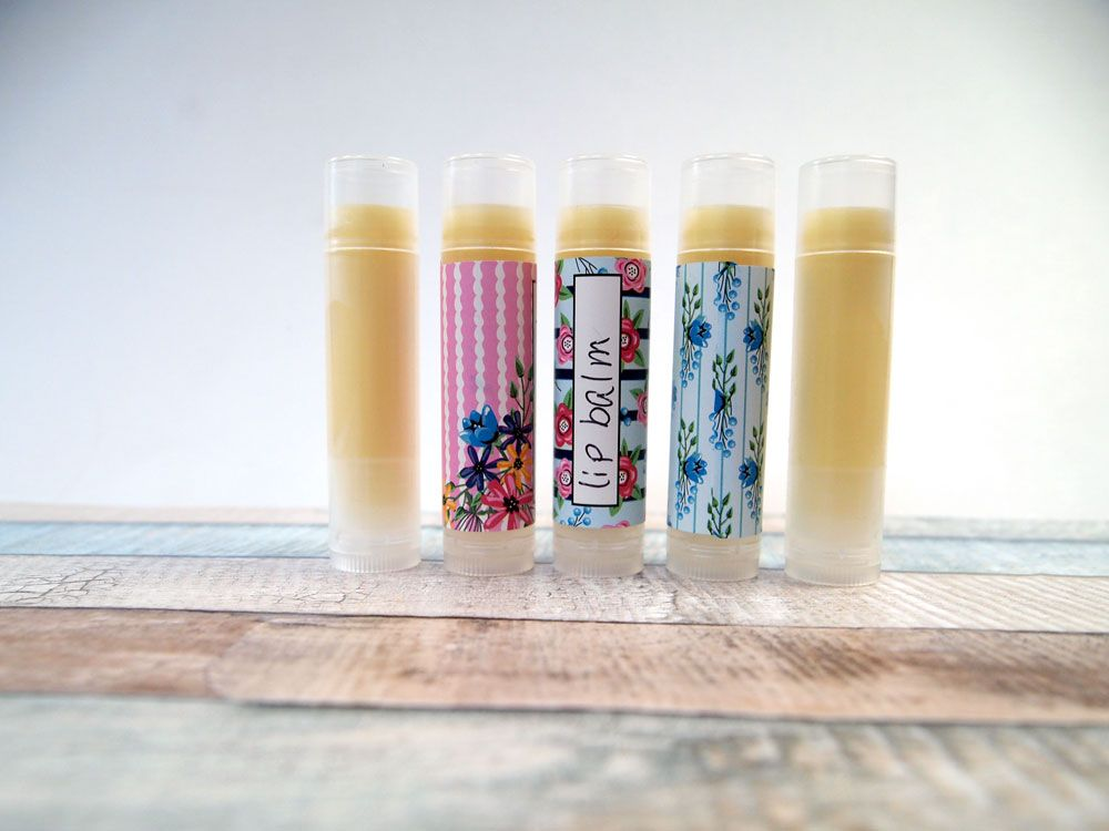 Diy lip balm recipe with essential oils recipe lip