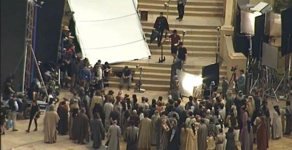 Noticias de cine y series: Thor: Ragnarok: Nuevas imágenes del posible aspecto que lucirá Cate Blanchett como Hela