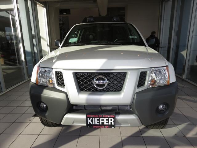 2013 Nissan Xterra PRO4X 4x4 PRO4X 4dr SUV 6M SUV 4