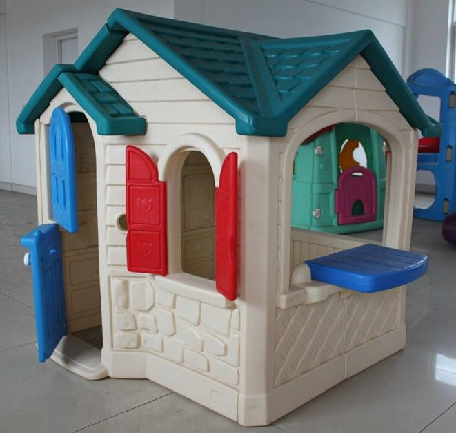 kids plastic play house - Google Search | Home Daycare Ideas ...
