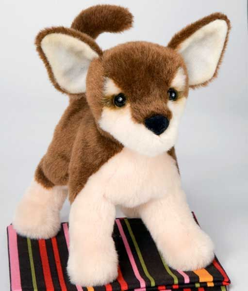 Chihuahua Plush Stuffed Animal 8 Inch 10 95 For Our Pet Kids