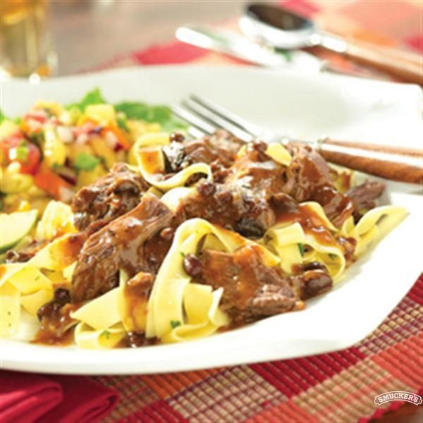Caribbean Pot Roast - Smucker's