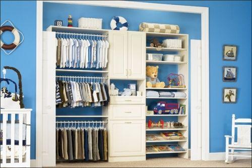 Ordnungssystem für begehbaren Kleiderschrank - 3 praktische Tipps ...