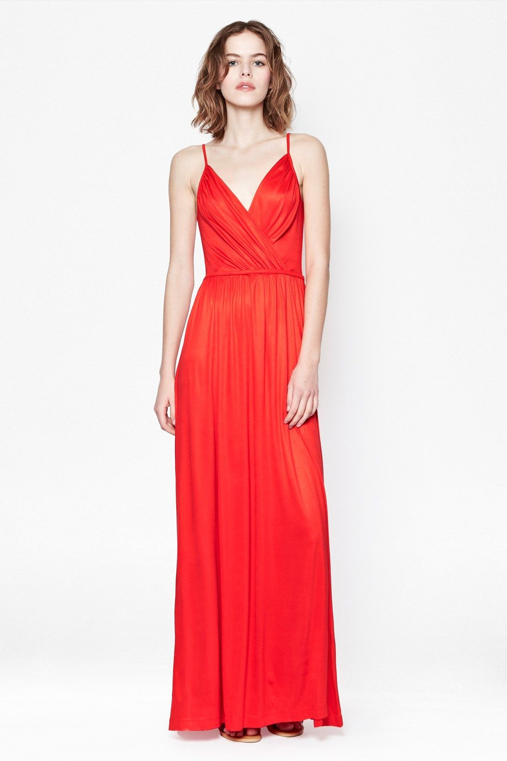 Maximize your wardrobe with colorful maxi dresses!