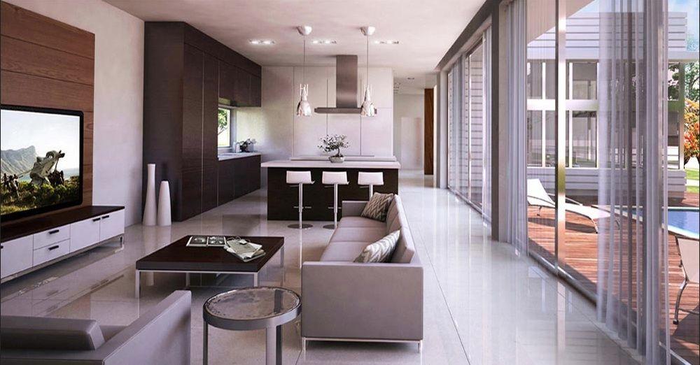 Casas modernas en venta en miami exclusivas casas nuevas - Casas de lujo interiores ...