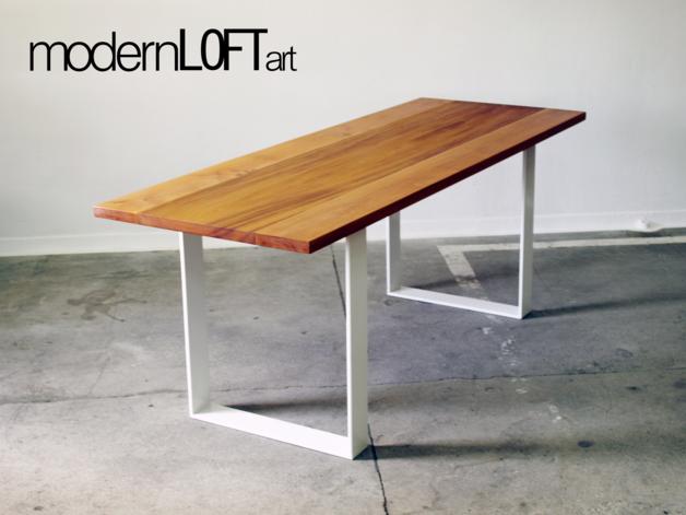 Wohnzimmertisch Industrial ~ Tisch loft design industrial and industrial loft