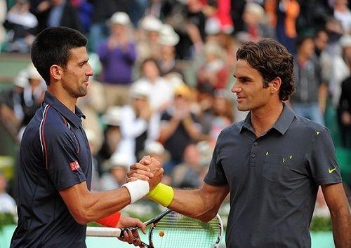 Novak Djokovic Vs Roger Federer Rivalry Roger Federer Roland Garros Novak Djokovic
