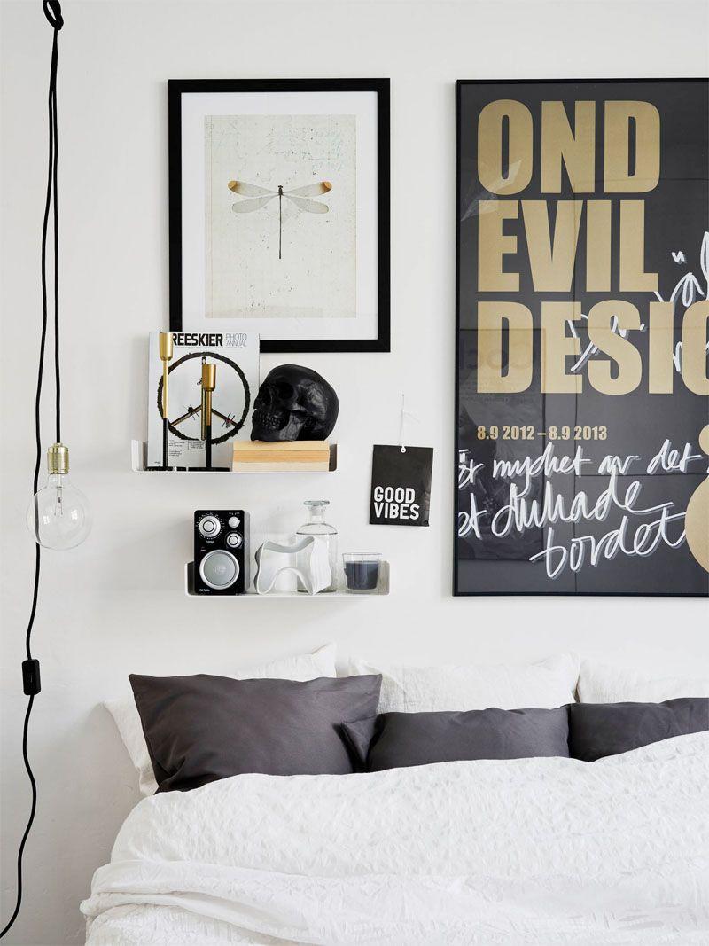 Weekend Special Decoration Interieure Noir Et Blanc Idee Deco