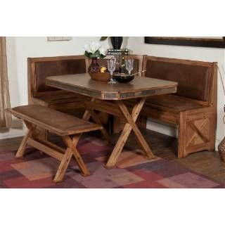 Check out the Sunny Designs 0222RO Sedona Breakfast Nook ...