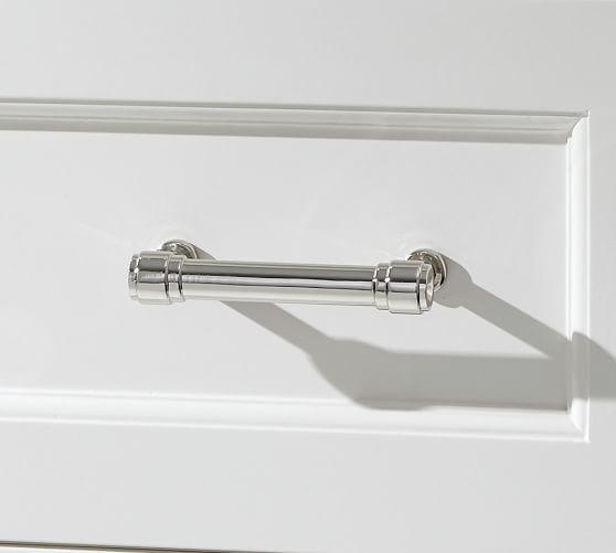 Modern Sink Console Hardware Finish Options | Pottery Barn