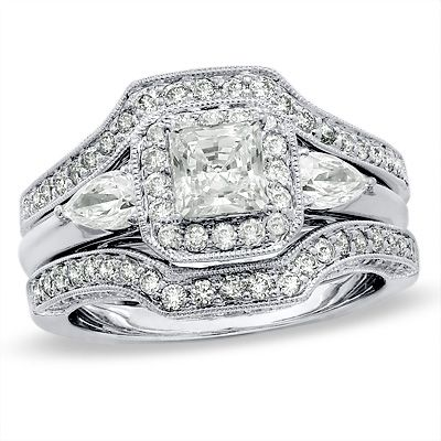 Pin On Big Bold Engagement Rings