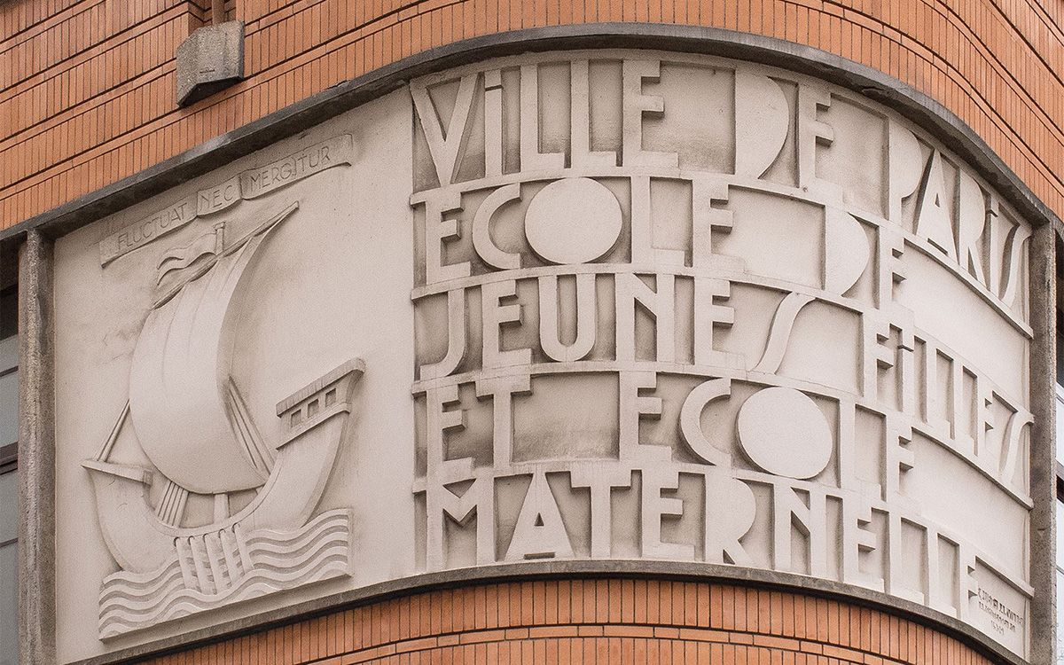 Let Louise Fili guide you through the boulevards of Parisian typography | Typorn.org