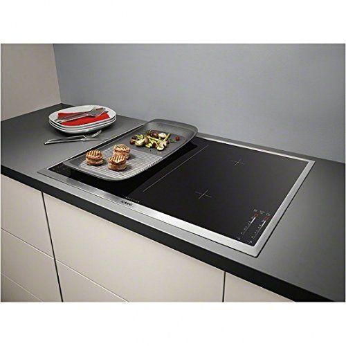 AEG 9441893196 Maxisense Plancha Grill für Induktionskochfeld - küche mit grill
