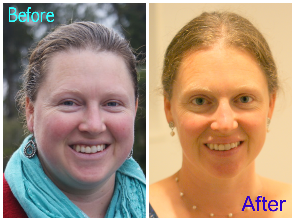 Trim Healthy Mama success story - my sister-in-law Louise ...
