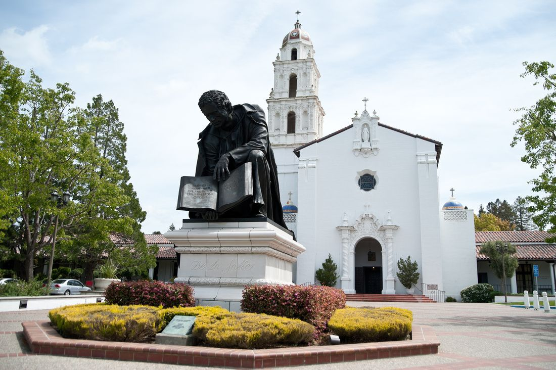 St. Mary's College of California.........see both of my