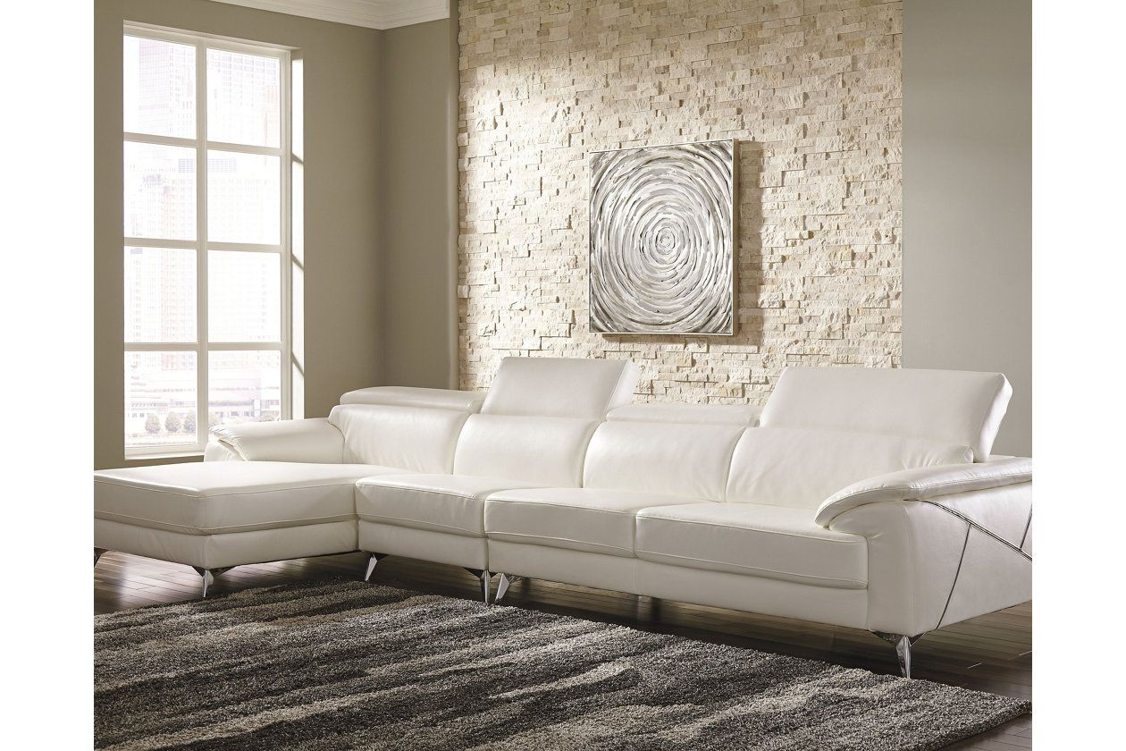 Best Tindell 3 Piece Sectional With Chaise Ashley Furniture 640 x 480