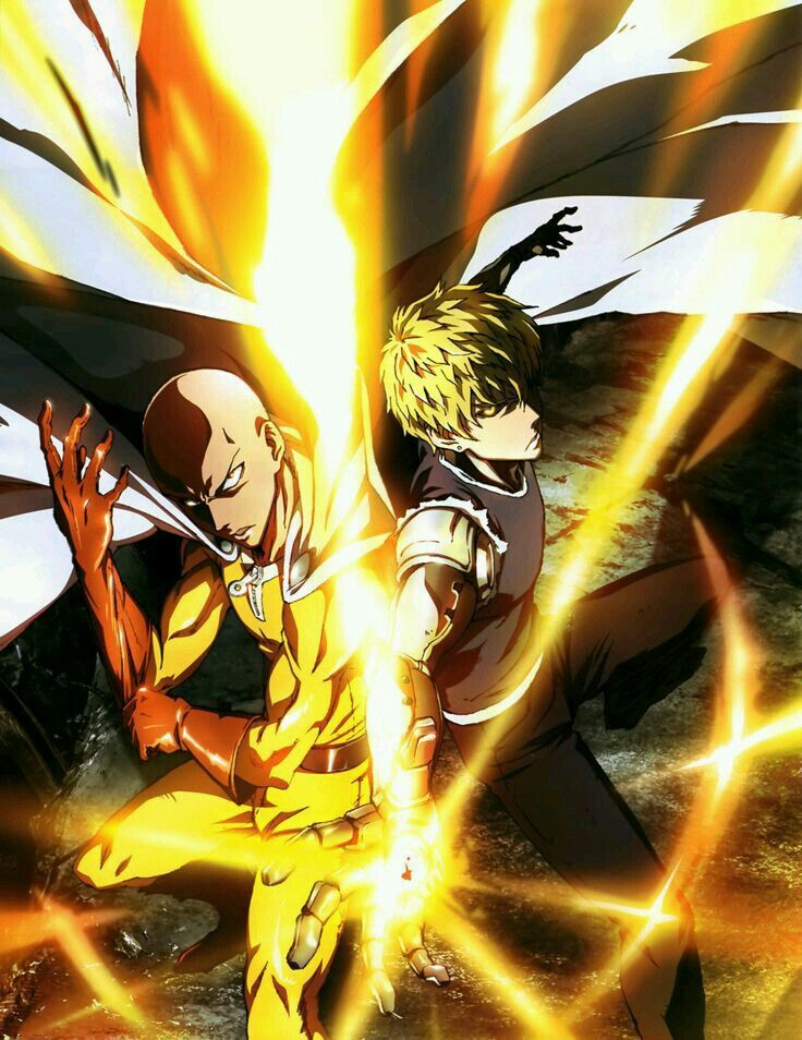 Broskii 09 One punch man poster, One punch man anime