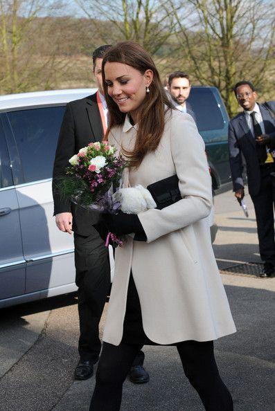 Kate Middleton Photos - Prince William and Kate Middleton Out in London 2 - Zimbio