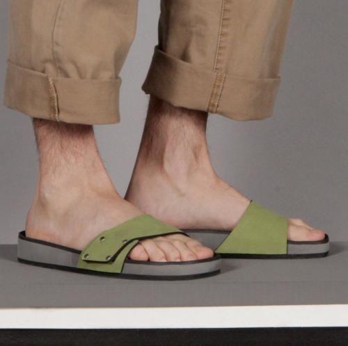 a81a7d05b91d Men s One Strap Sandal